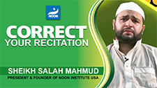 Correct your recation Cover