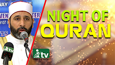 Night of Quran Cover